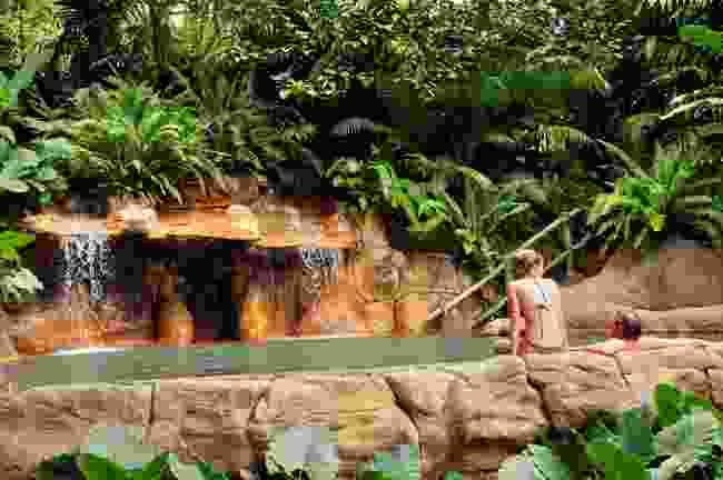 Hot springs in Costa Rica. (Shutterstock)