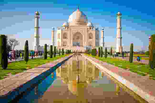 India and the Taj Mahal feature in our top trips for 2020 guide (Shutterstock)