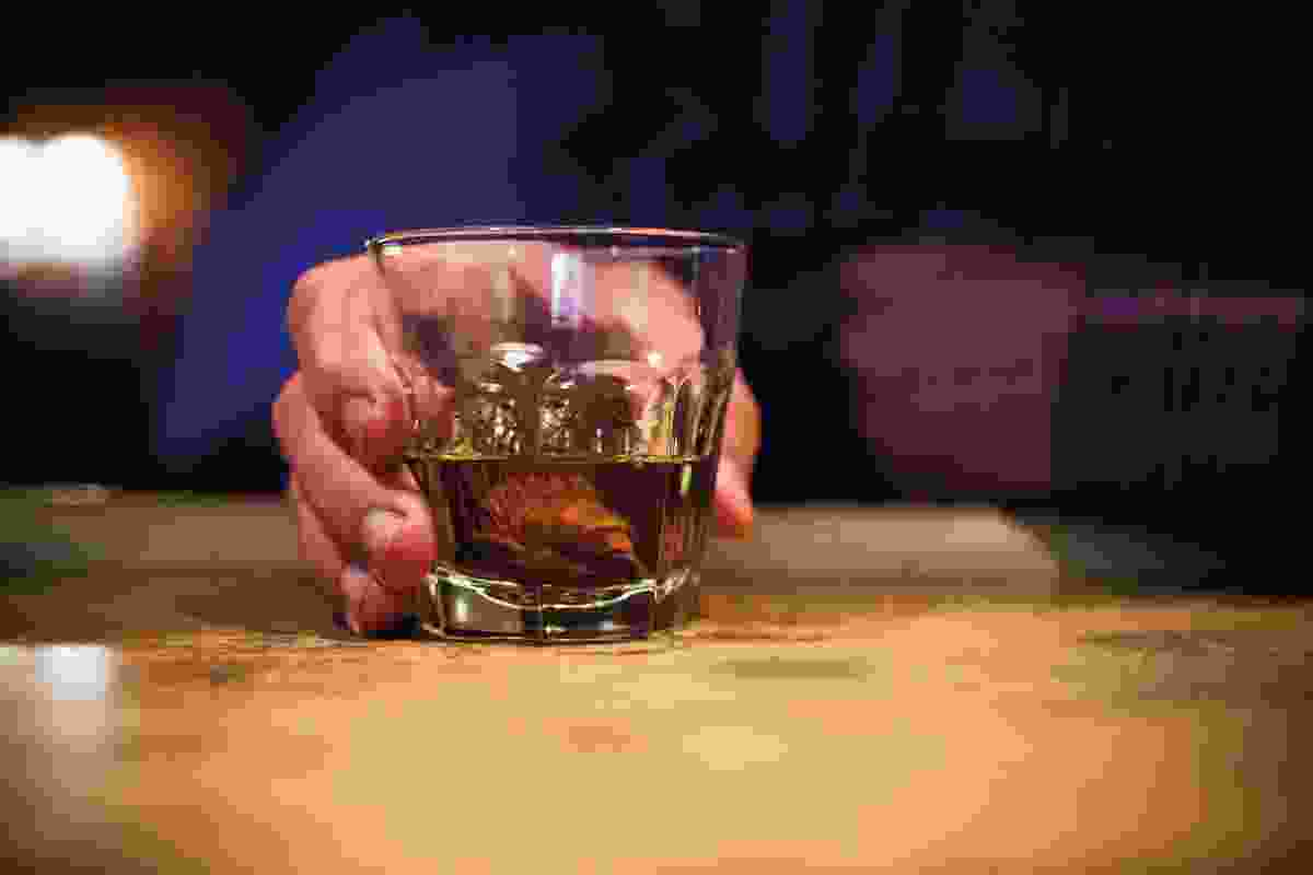 A sour toe cocktail. Yikes. (BBC/Simon Reeve)