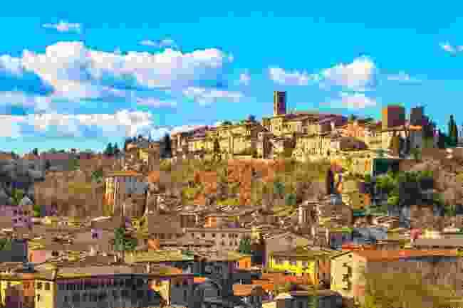 Colle di Val d'Elsa, near Siena (Shutterstock)