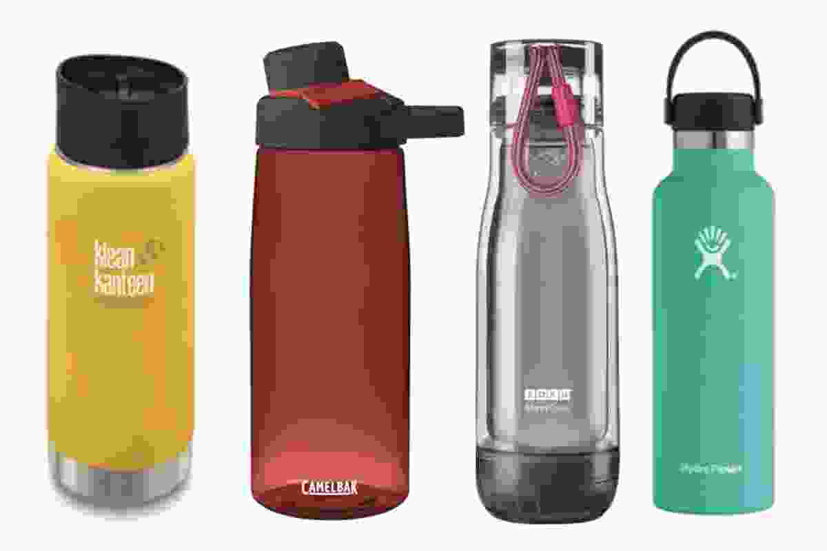 Some of Wanderlust's tried-and-tested reusable bottles (Product Websites)