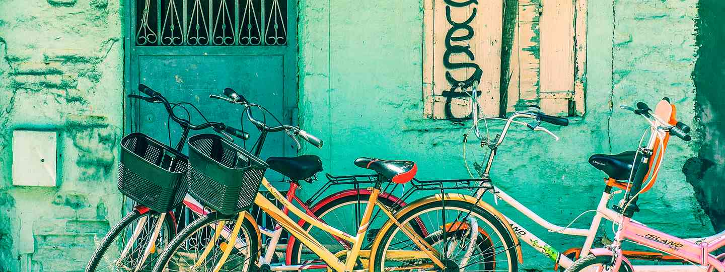 Pedalling Taipa Village makes a peaceful day out (MGTO)