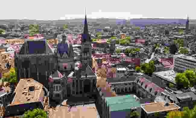 A view of Aachen (Tourism NRW)