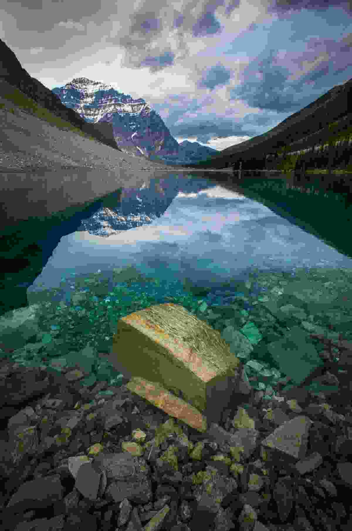 Consolation Lakes (Paul Zizka)