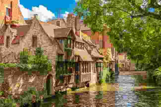 Bruges, Belgium (Shutterstock)
