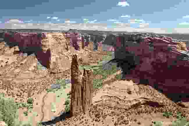 Canyon de Chelly, USA (Shutterstock)