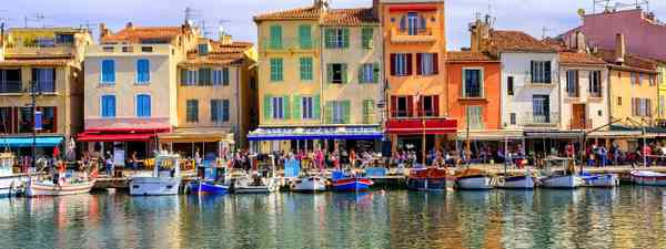 Cassis, France (Shutterstock)