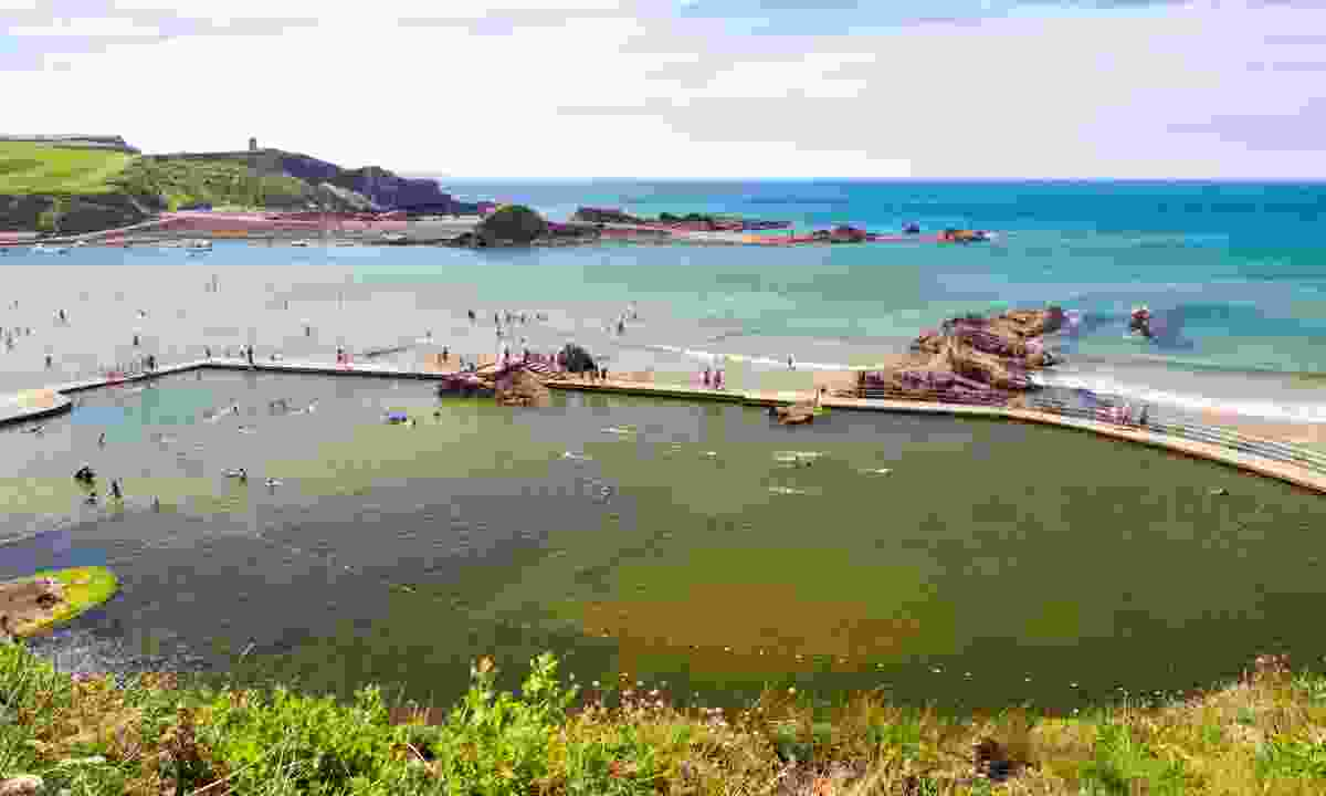 Bude Sea Pool (Dreamstime)