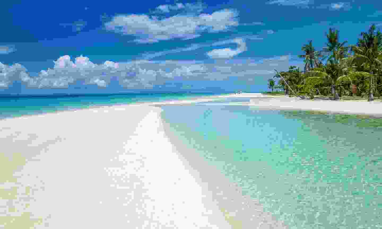 Paradise beach on the Bantayan island (Dreamstime)