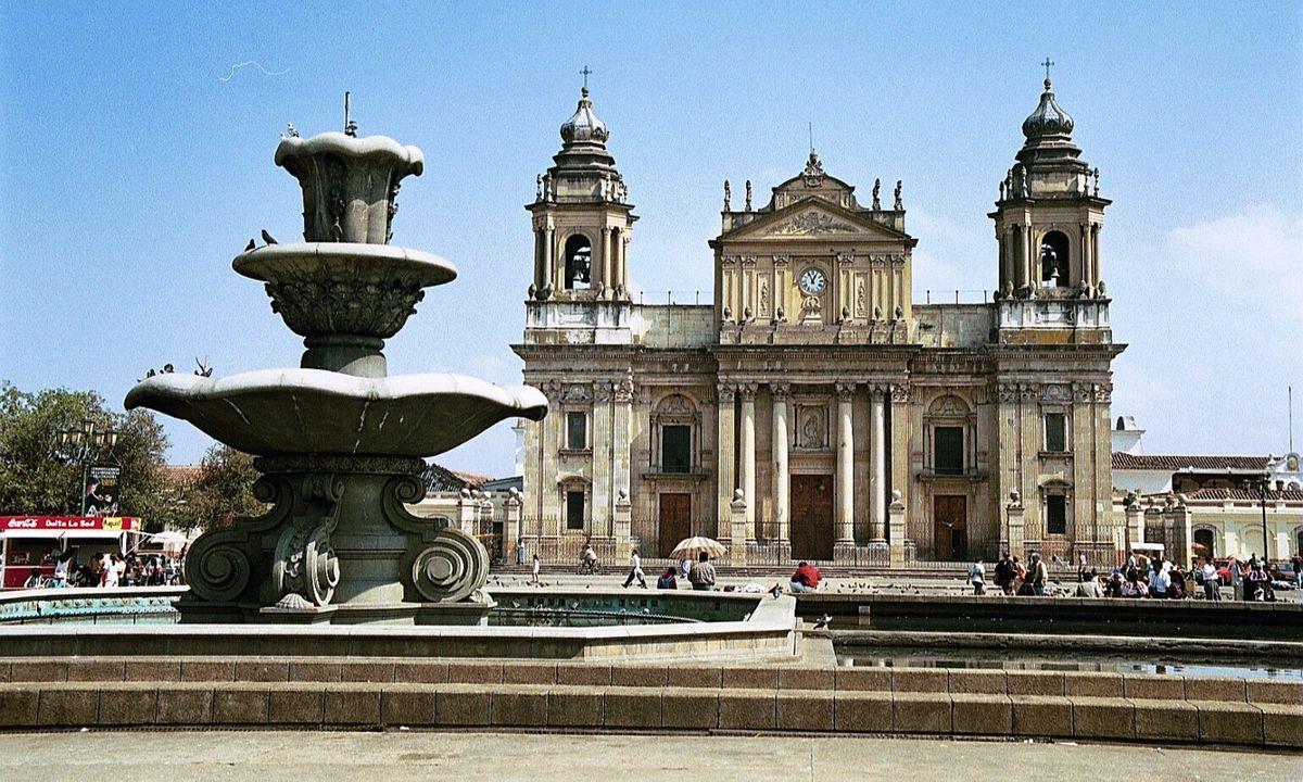 Guatemala City (Select Latin America)