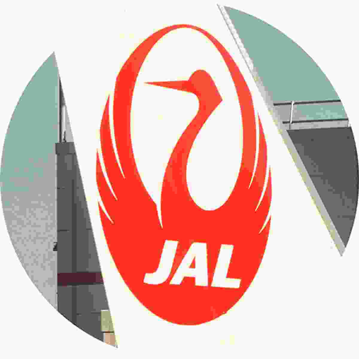 The JAL crane symbol of long life, prosperity and good health. It is red because that is the colour of happiness (Shutterstock)