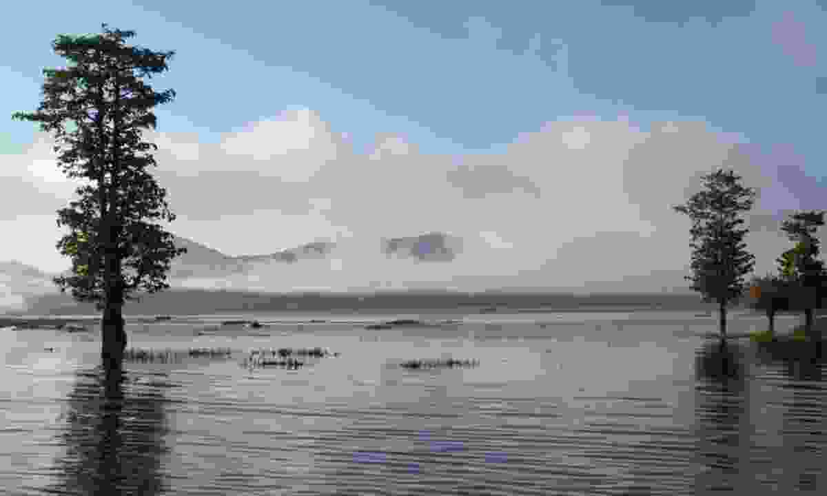 Lake Ira Lalaro (CreativeCommons: Colin Trainor)