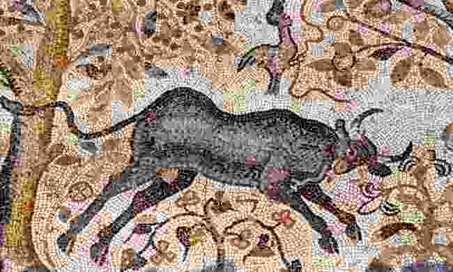A mosaic in Heraclea (Shutterstock)