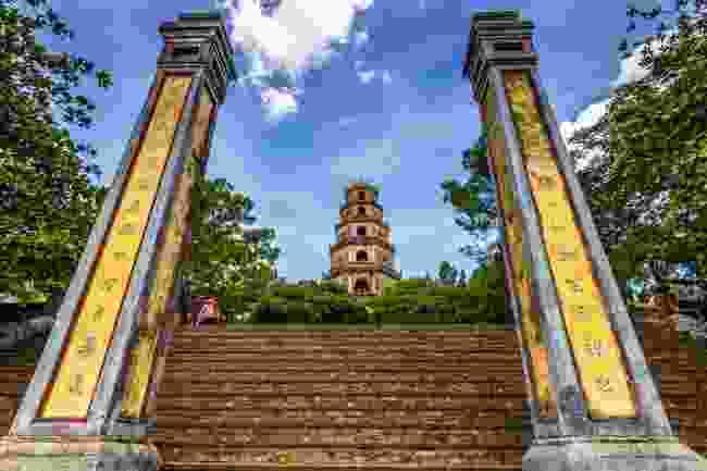 Thien Mu Pagoda, Hue (Shutterstock)