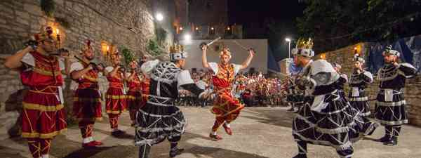 The Korcula Sword Dance Festival (Shutterstock)