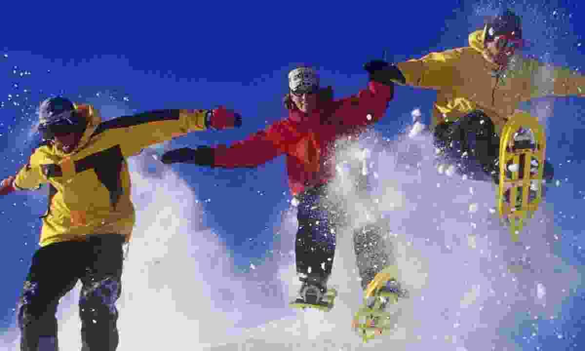 Snowshoeing in Abisko (KE Adventure Travel)