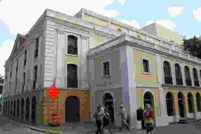 Teatro Tapia (Creative Commons: Bjoertvedt)