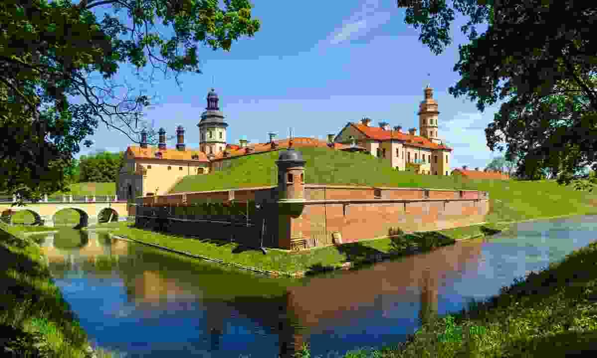Nesvizh Castle (Dreamstime)