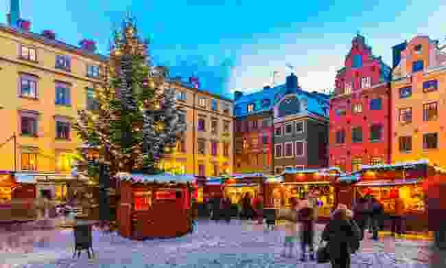 Christmas in Sweden (Shutterstock)