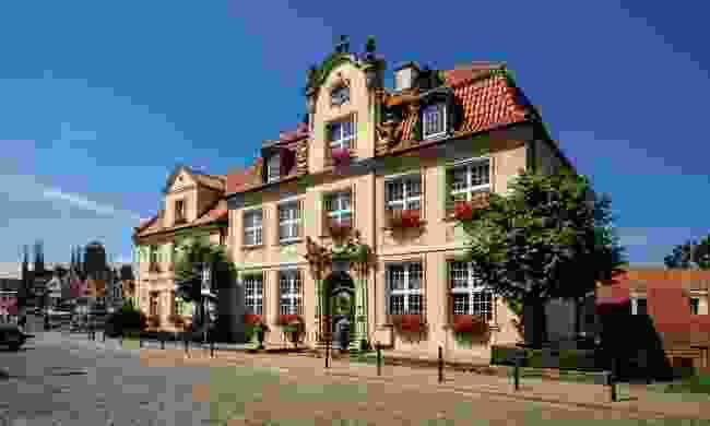 Hotel Podewils (Dreamstime)