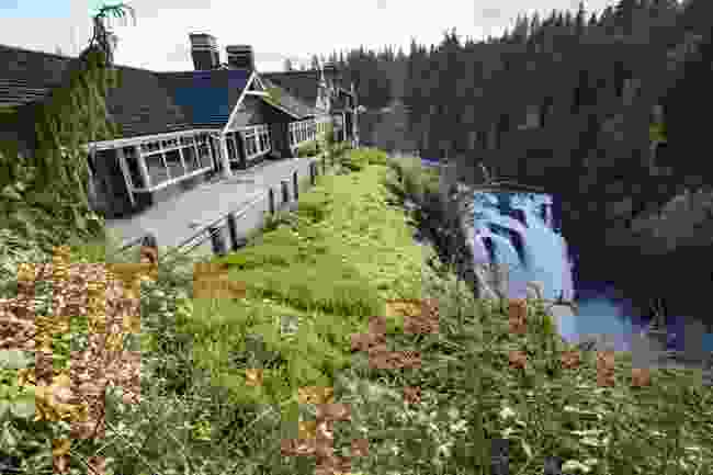 Salish Lodge & Spa, Snoqualmie (Shutterstock)