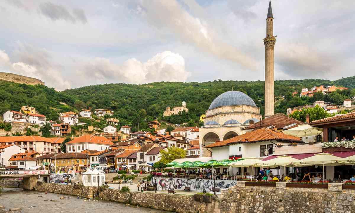 Sinan Pasha mosque (Dreamstime)