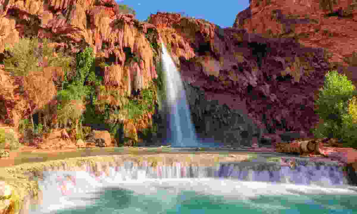 Havasu Falls, Grand Canyon (Shutterstock)