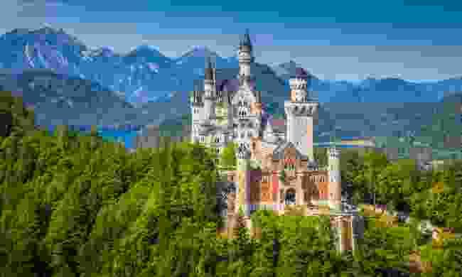 Neuschwanstein Castle (Shutterstock)