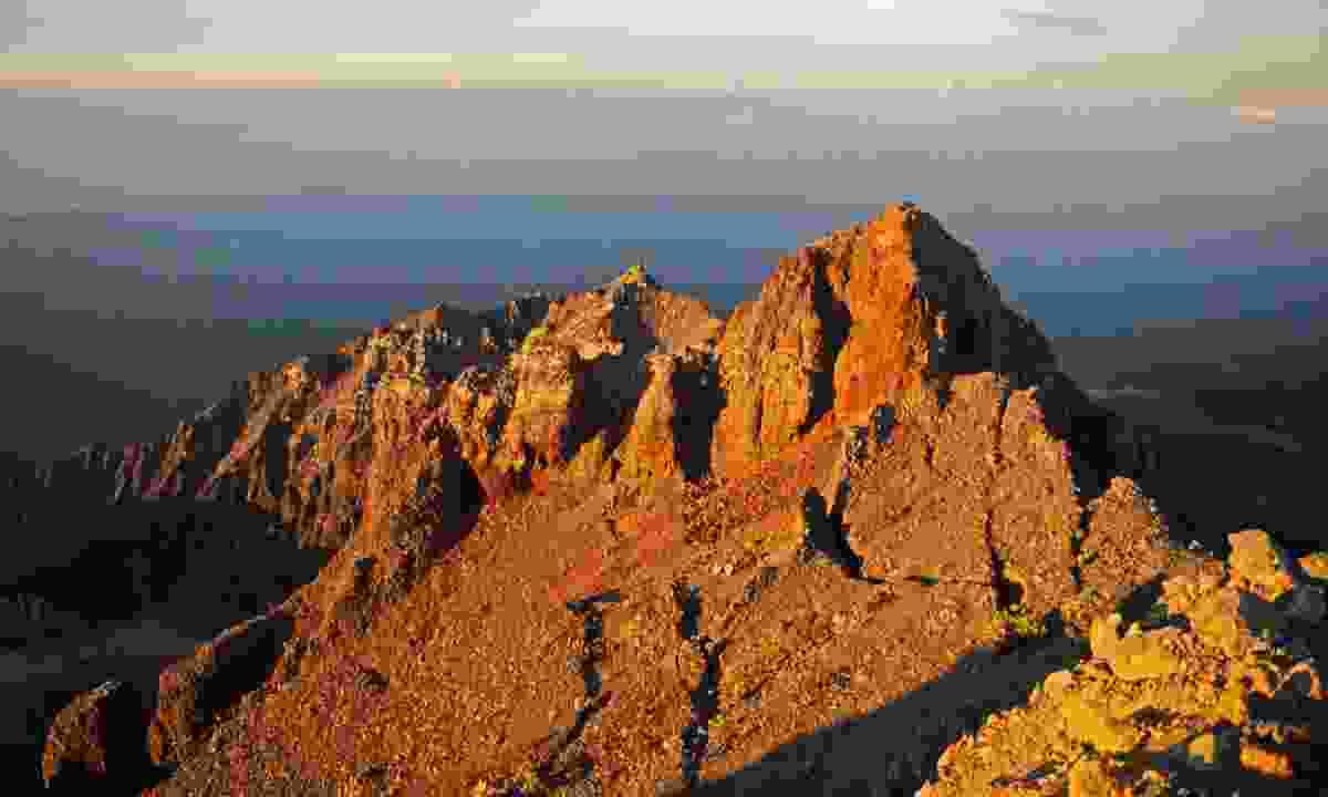 Lombok Trek Summit View Sunrise (Mark Stratton)
