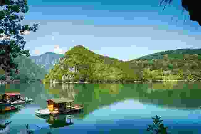 Perucac Lake, Tara National Park (Shutterstock)