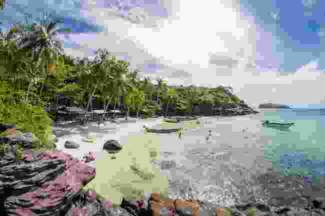 A peaceful beach on Phu Quoc Island (Shutterstock)