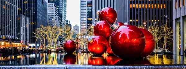 Christmas in New York (Shutterstock)