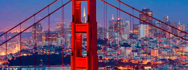 Golden Gate Bridge (Shutterstock)