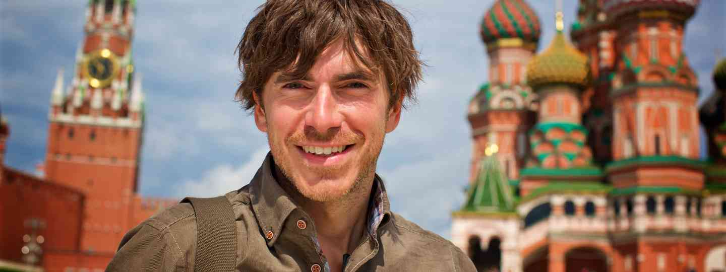 Saint Basil's Cathedral, Moscow (Jonathan Young, BBC)