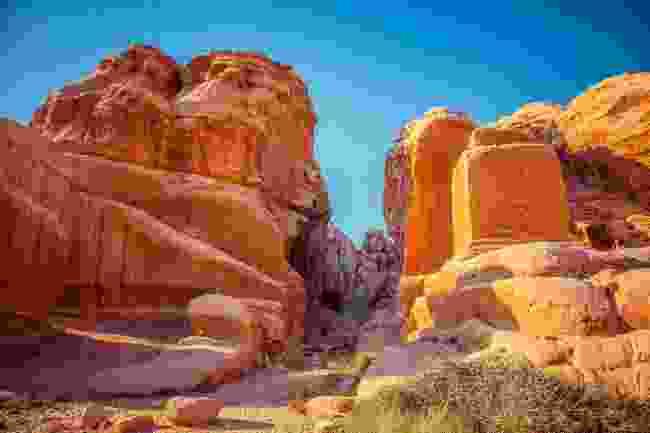 Wadi Rum, Jordan (Shutterstock)