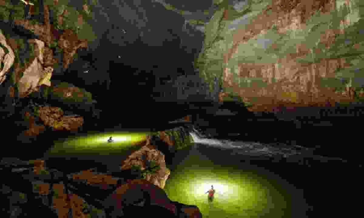 Hang Son Doong cave (David W Lloyd)