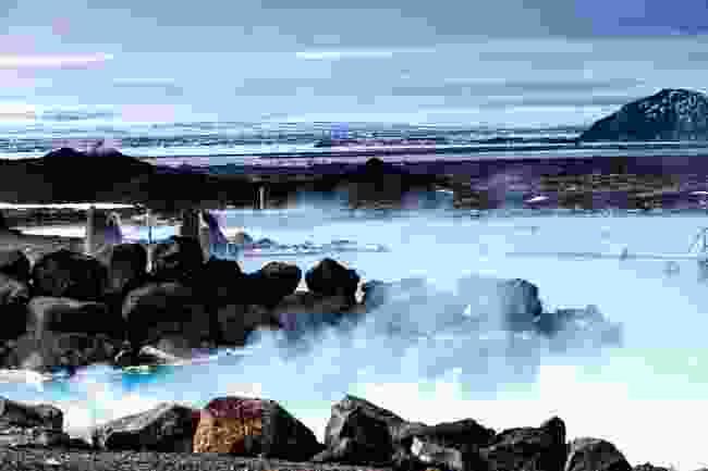 Myvatn Nature Baths (Shutterstock)