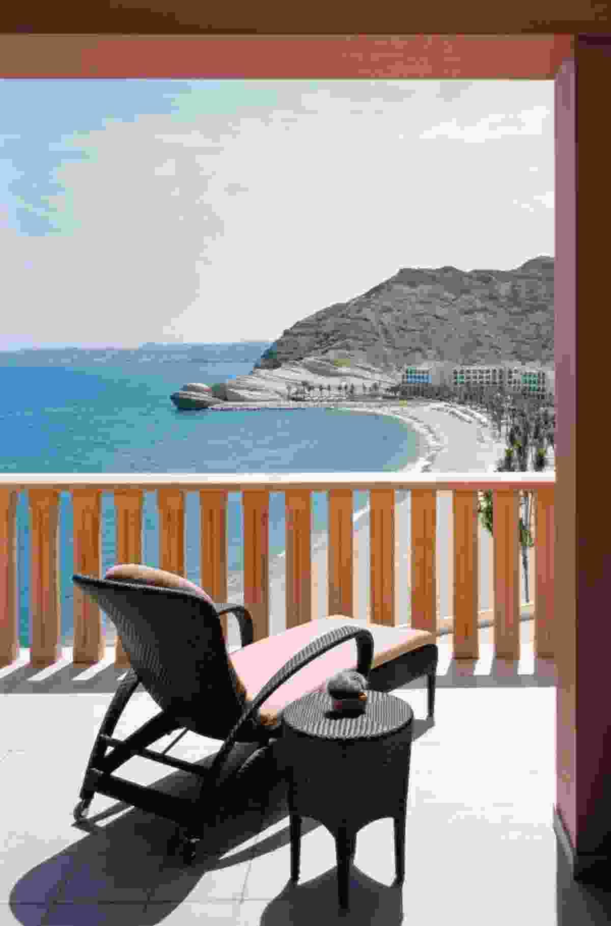 Al Husn specialty suite view (Shangri-La)