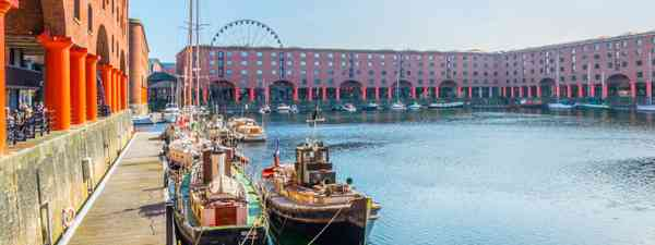 Royal Albert Dock, Liverpool (Shutterstock)