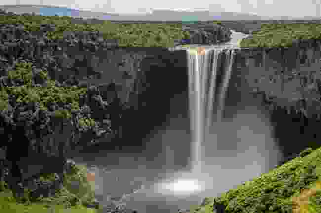 Kaieteur Falls (Jamie Lafferty/Guyana Tourism Authority)