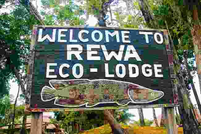Rewa Lodge (Simon Chubb)
