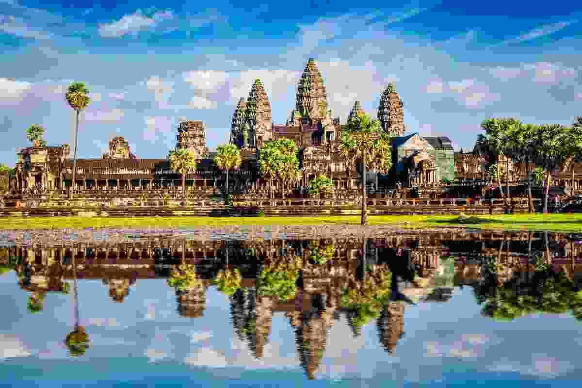 Angkor Wat, Cambodia (Dreamstime)