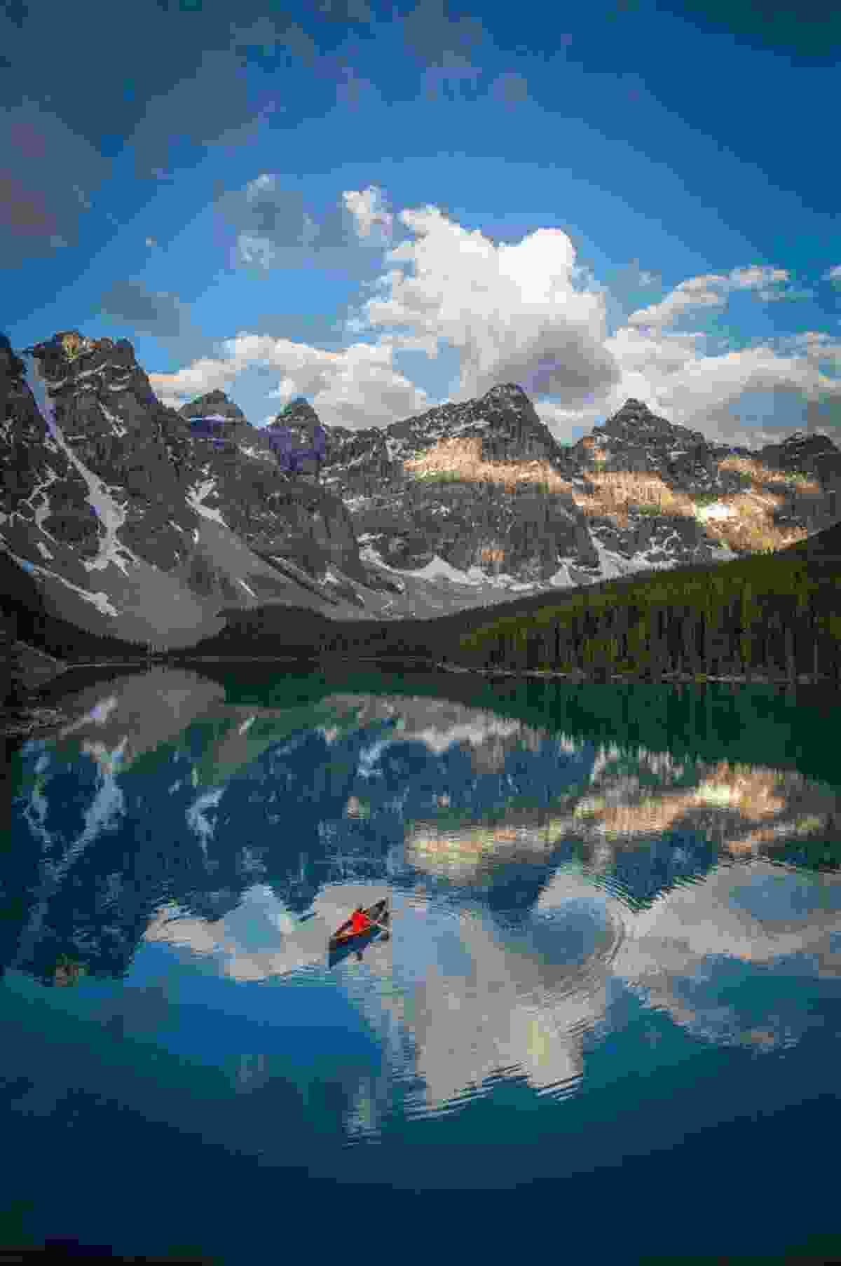 Moraine Lake (Paul Zizka)