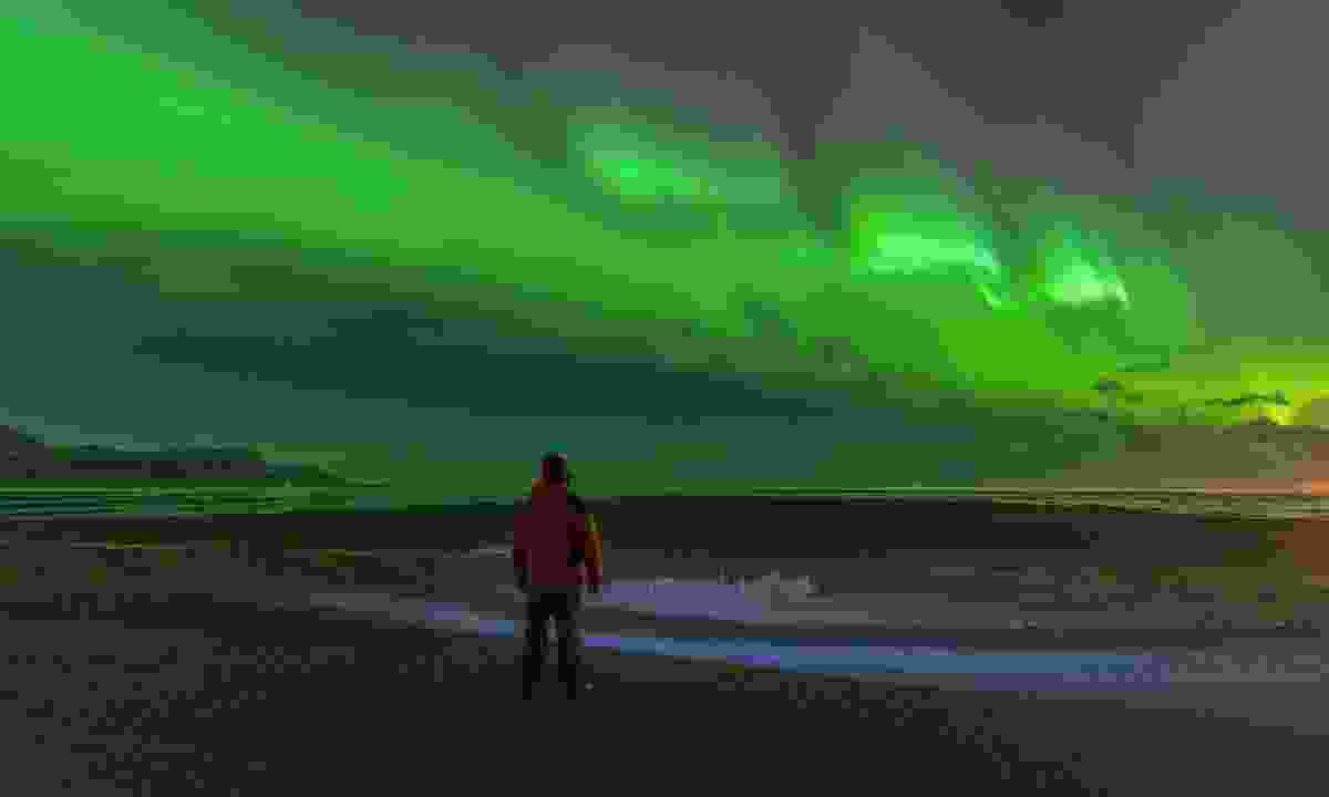 Northern Lights in Iceland (Dreamstime)