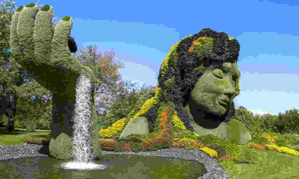 Mother Earth at the Montreal (Dreamstime)