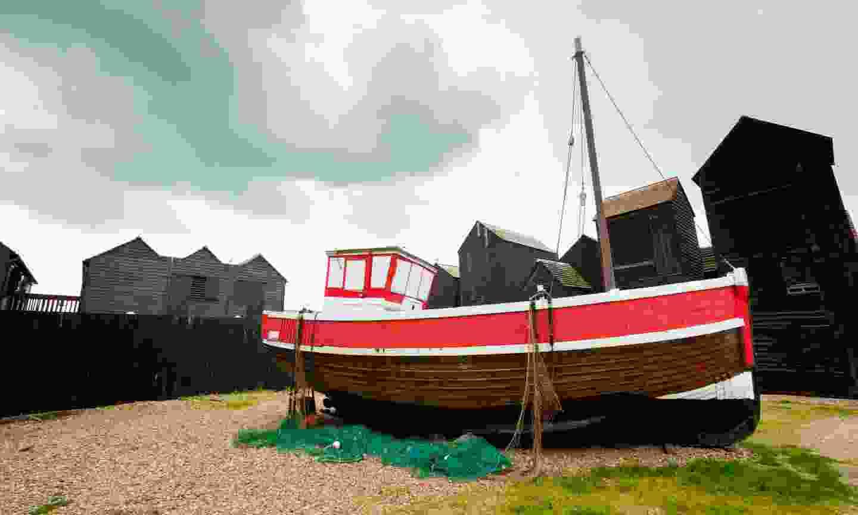 Hastings waterfront (Dreamstime)