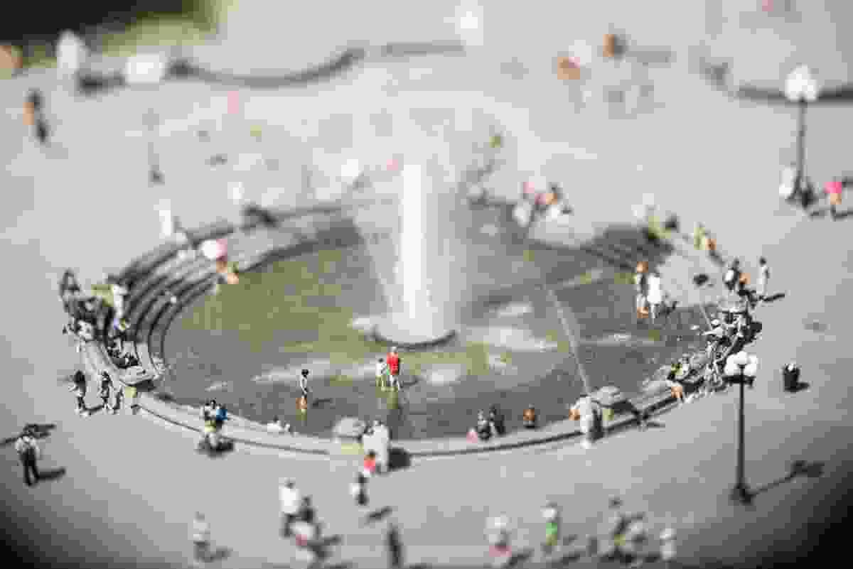 Fountain (Jasper Léonard)