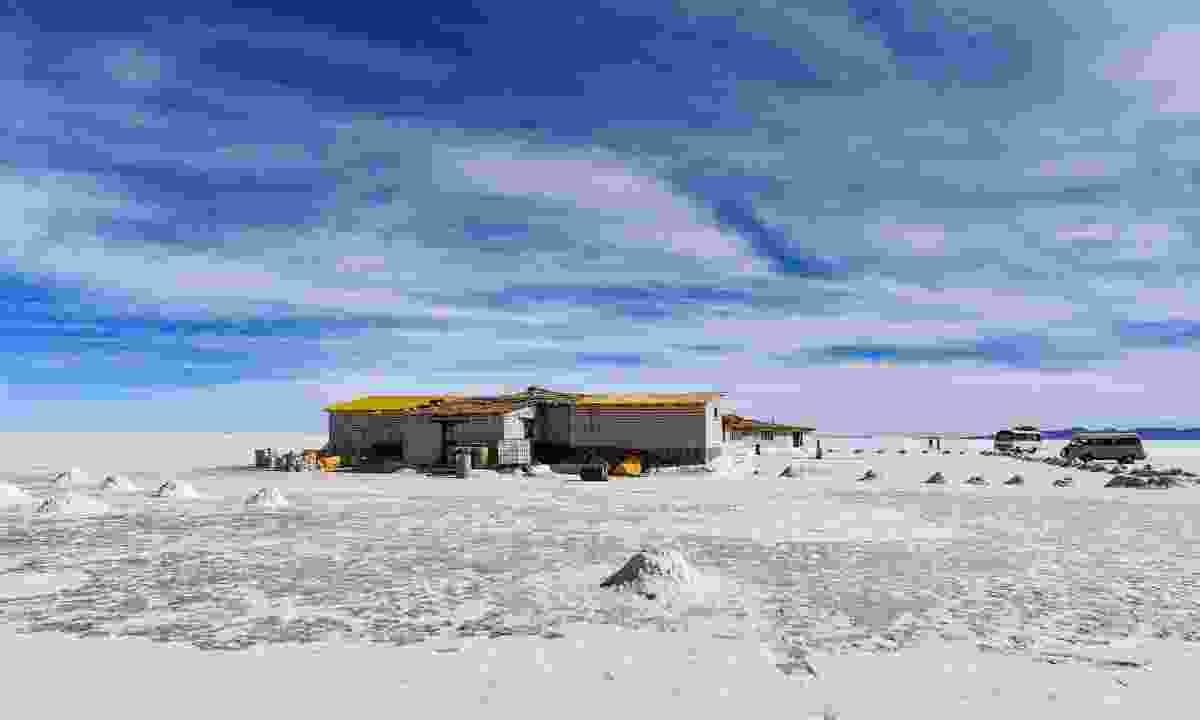 The Salt Hotel (Shutterstock)