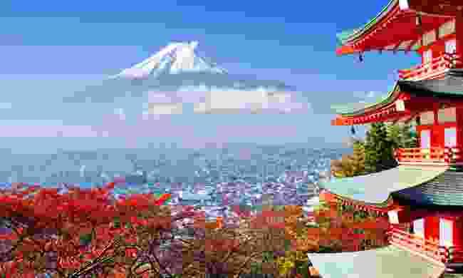 Mount Fuji (Shutterstock)