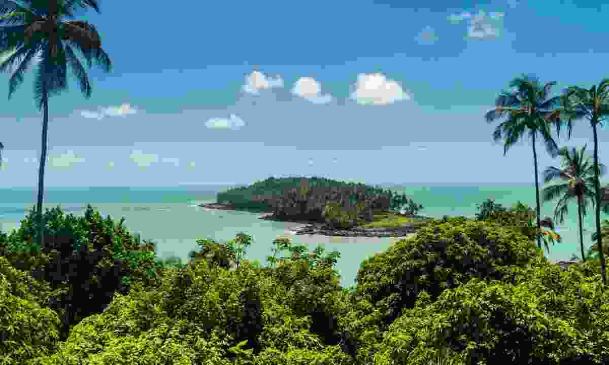 The Devil's Island in Îles du Salu, French Guiana (Shutterstock)